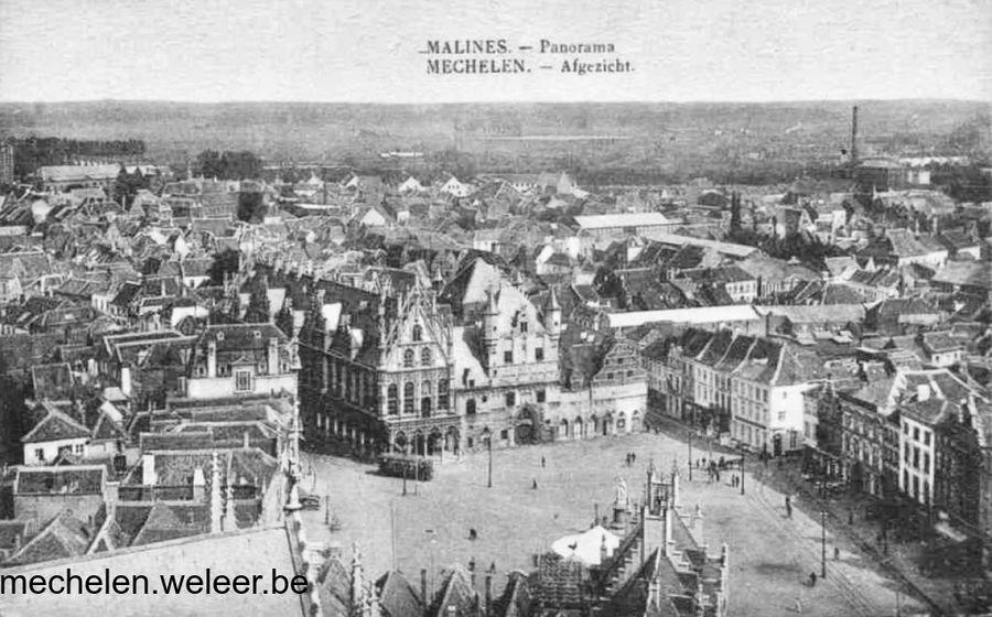 Mechelen panorama