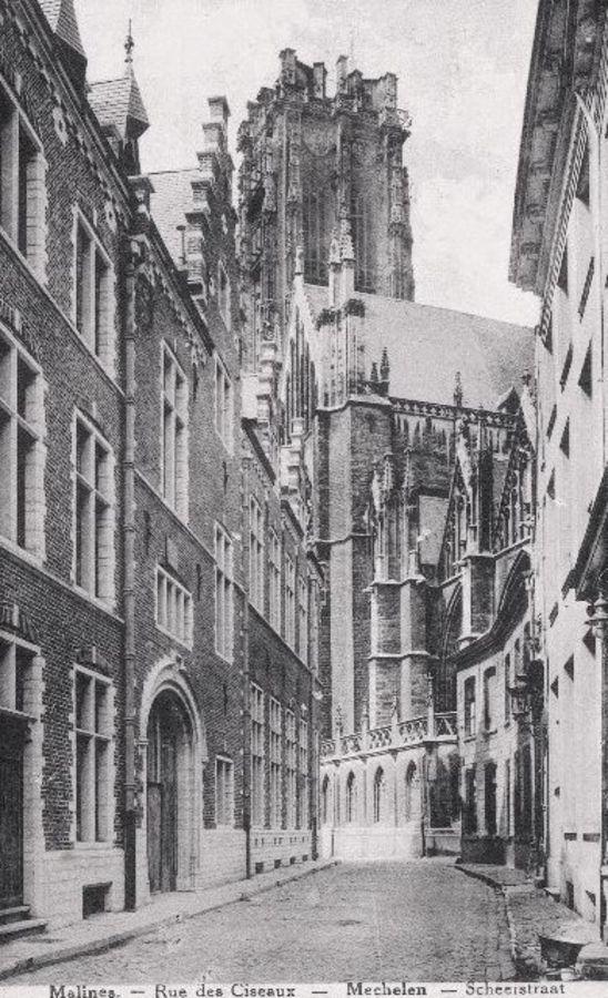 Scheerstraat